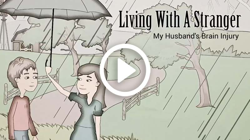 click to play Living With A Stranger